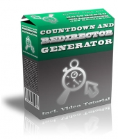 Countdown and Redirector Generator Private Label Rights