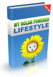 My Solar Powered Lifestyle Private Label Rights