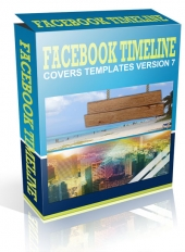 Facebook Timeline Cover Version 7 Private Label Rights