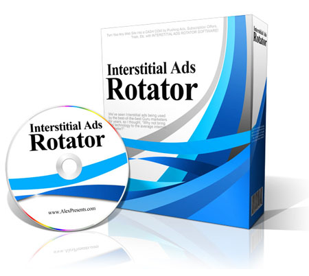 Interstitial Ads Rotator