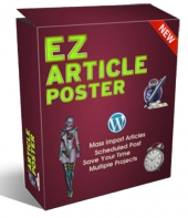 EZ Article Poster Private Label Rights