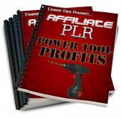 Affiliate Power Tool Profits Private Label Rights