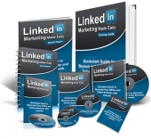LinkedIn Marketing Made Easy 2013 Private Label Rights