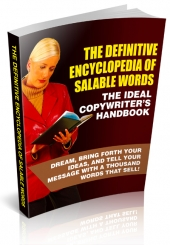 The Definitive Encyclopedia Of Salable Words Private Label Rights