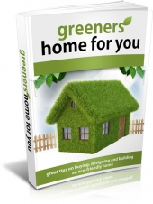 Greener Homes For You Private Label Rights
