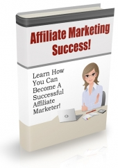 Affiliate Marketing Success 2013 Private Label Rights