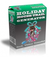 Holiday Mouse Trail Generator Private Label Rights