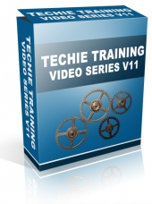 Techie Training Videos V11 Private Label Rights
