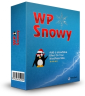 WP Snowy Plugin Private Label Rights