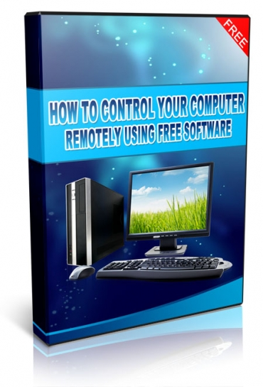How To Control Your Computer Remotely Using Free Software!