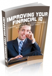 Improving Your Financial IQ Private Label Rights