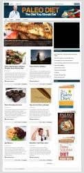Paleo Diet PLR Niche Blog Private Label Rights