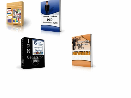 Newbie PLR Pack