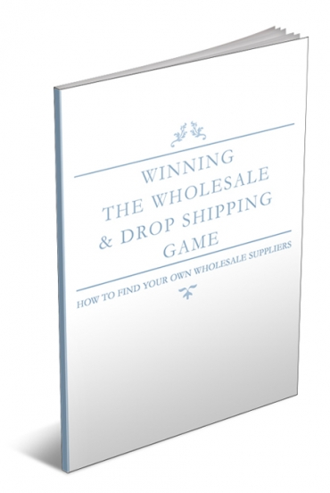 Winning The Wholesale & Dropshipping Game