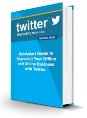 Twitter Marketing Made Easy Private Label Rights