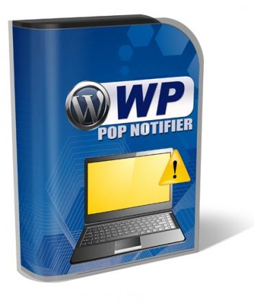 WP Pop Notifier