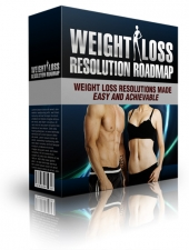 Weight Loss Resolution Roadmap Private Label Rights