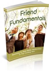 Friend Fundamentals Private Label Rights
