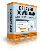 Delayed Download Plugin Private Label Rights