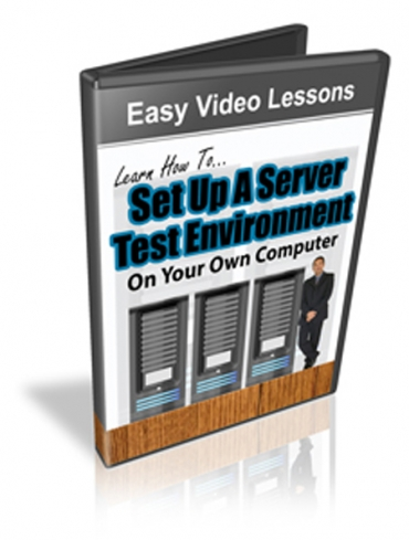 How To Set Up A Test Server Environment On Your Computer