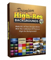 Premium High Res Backgrounds Pack 2 Private Label Rights
