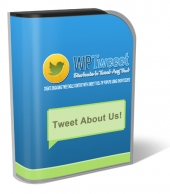 WP Tweeet Plugin Private Label Rights
