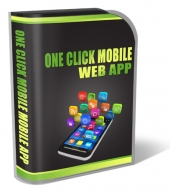One Click Mobile Web App Private Label Rights