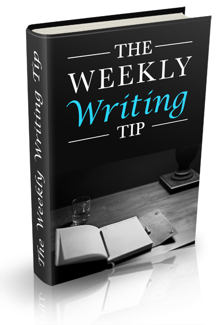 Weekly Writing Tips