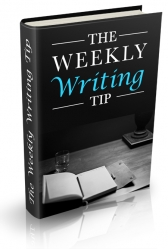 Weekly Writing Tips Private Label Rights