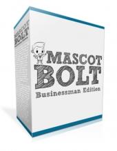Mascot Bolt Businessman Edition Private Label Rights