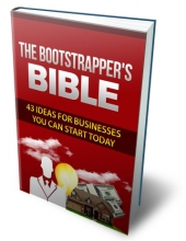 The Bootstrapper's Bible Private Label Rights