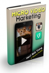 Micro Video Marketing Private Label Rights