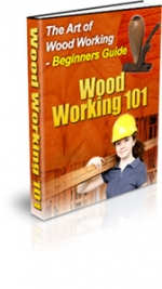 Wood Working 101 Private Label Rights
