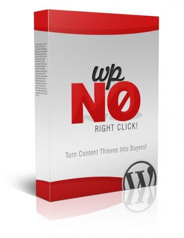 WP No Right Click Plugin