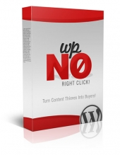 WP No Right Click Plugin Private Label Rights
