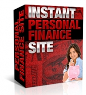 Instant Personal Finance Site Private Label Rights