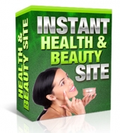 Instant Health And Beauty Site Private Label Rights