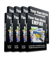 Your Own Niche Empire Workshop Private Label Rights