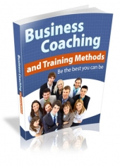 Business Coaching and Training Private Label Rights