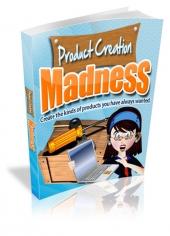 Product Creation Madness Private Label Rights