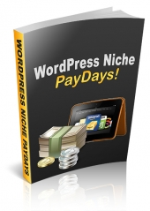 WordPress Niche PayDays Private Label Rights