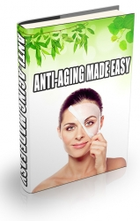 Anti Aging Made Easy Private Label Rights