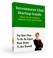 Investment Club Startup Guide Private Label Rights