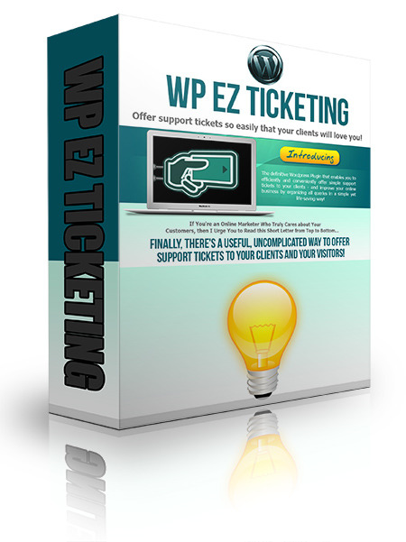 WP EZ Ticketing