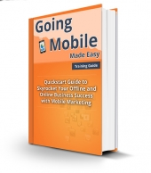 Going Mobile Made Easy 2014 Private Label Rights