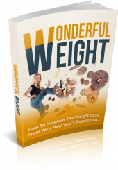 Wonderful Weight Private Label Rights
