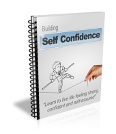 Building Self Confidence Private Label Rights