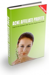 Acne Affiliate Profits Private Label Rights