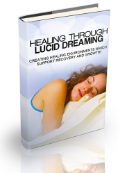Healing Through Lucid Dreams Private Label Rights