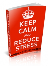 Stay Calm and Reduce Stress Private Label Rights
